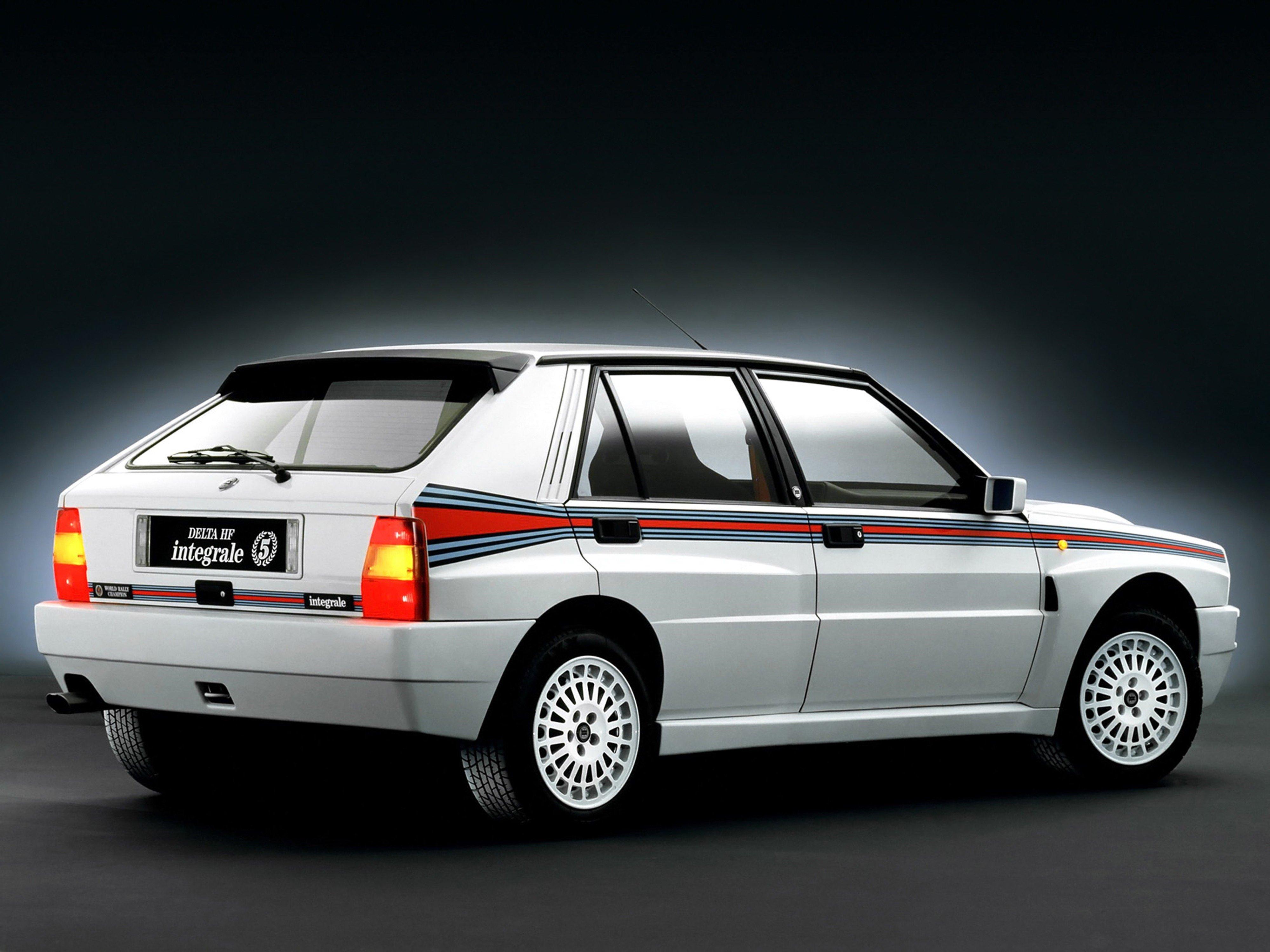 1992 lancia delta hf integrale evoluzione car italy. Black Bedroom Furniture Sets. Home Design Ideas