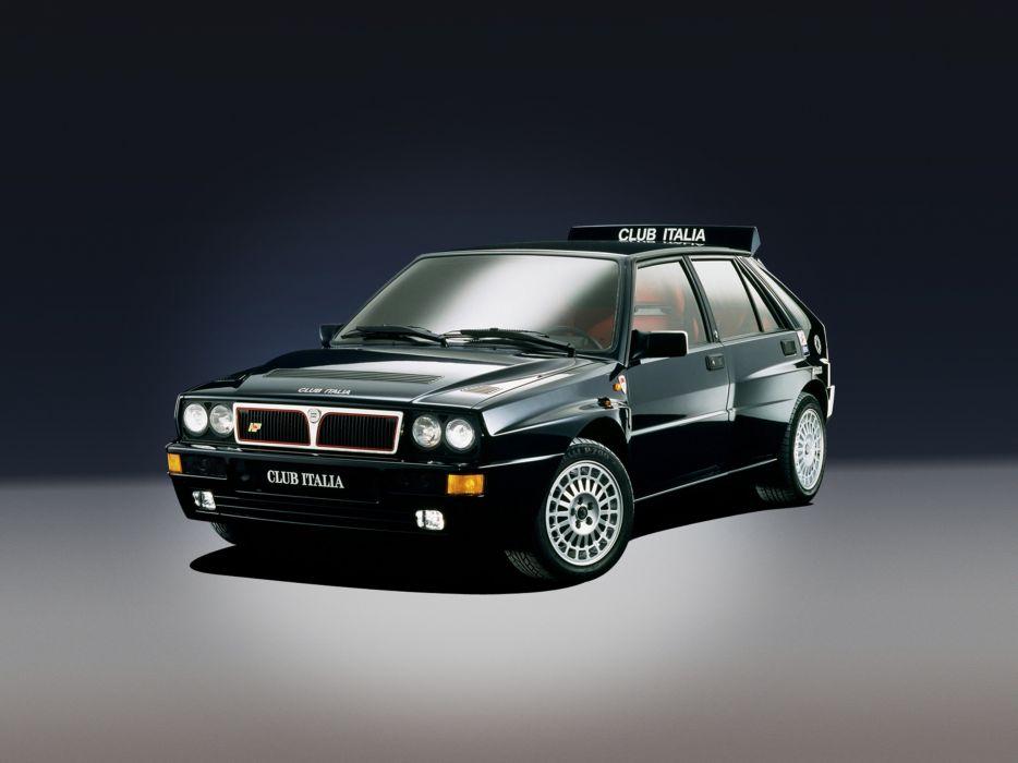 1992 Lancia Delta-HF Integrale Evoluzione Car Italy 4000x3000 wallpaper