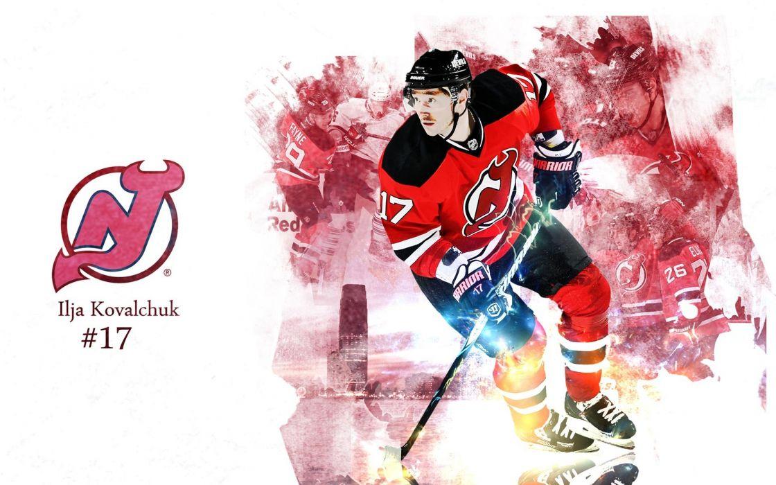 NEW JERSEY DEVILS nhl hockey (23) wallpaper
