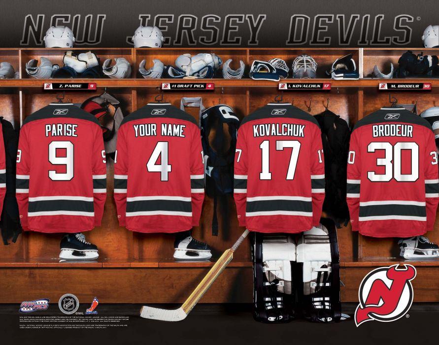 NEW JERSEY DEVILS nhl hockey (28) wallpaper