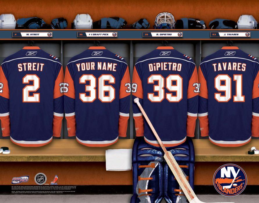 NEW YORK ISLANDERS hockey nhl (12) wallpaper