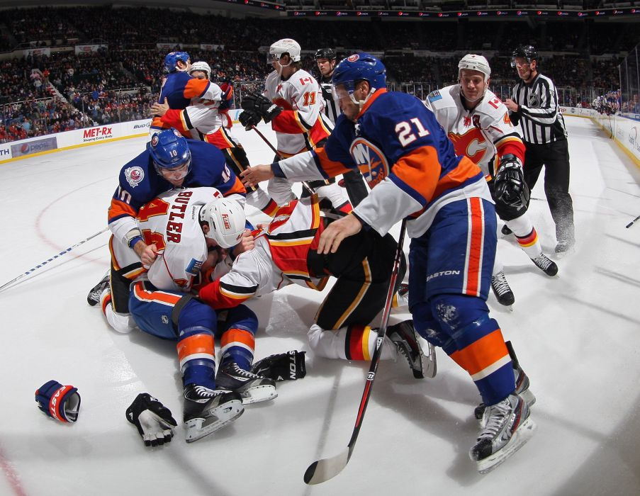 NEW YORK ISLANDERS hockey nhl (71) wallpaper
