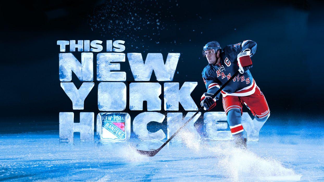NEW YORK RANGERS hockey nhl (13) wallpaper