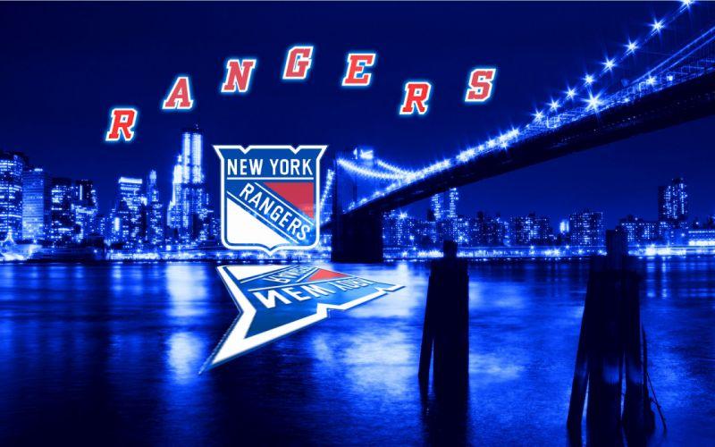 NEW YORK RANGERS hockey nhl (33) wallpaper
