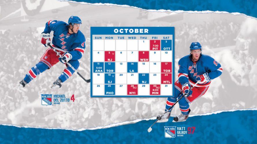 NEW YORK RANGERS hockey nhl (41) wallpaper