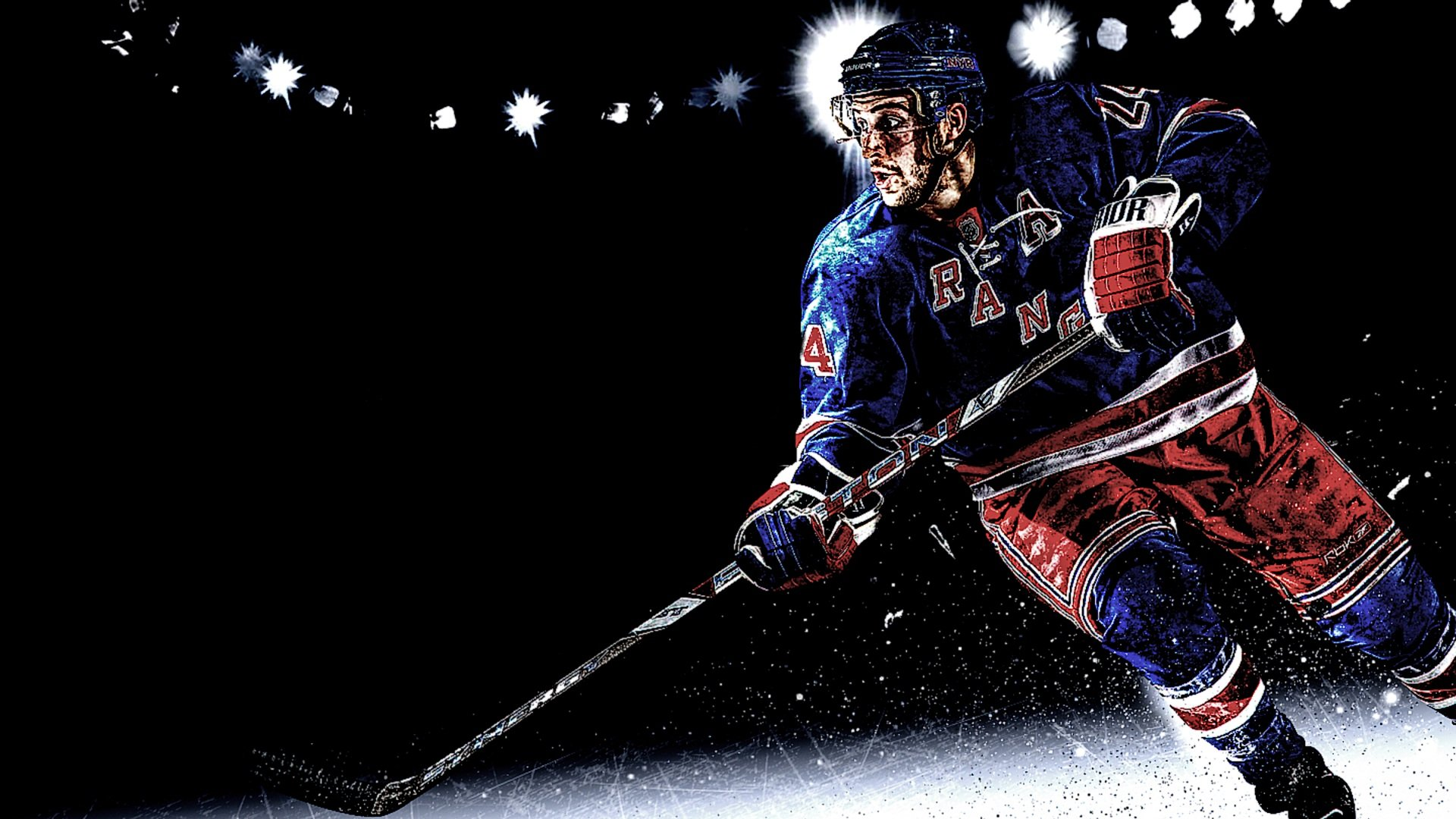 ice hockey new york rangers