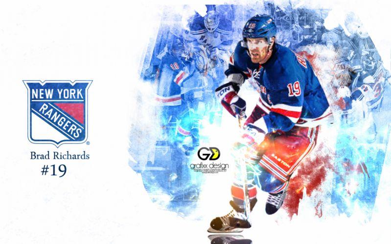NEW YORK RANGERS hockey nhl (75) wallpaper