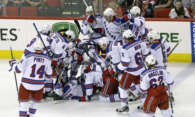 NEW YORK RANGERS hockey nhl (5) wallpaper