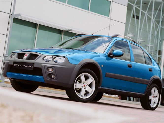 Rover Streetwise 2003 wallpaper