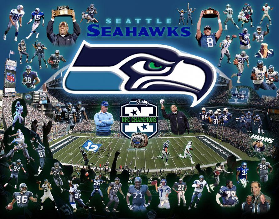 SEATTLE SEAHAWKS nfl football (22) wallpaper