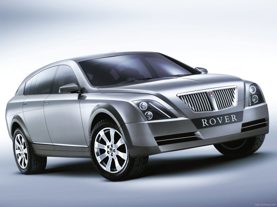 Rover TCV Concept 2002 wallpaper