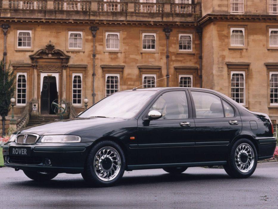 Rover 400 1995 wallpaper