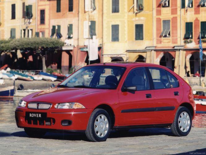 Rover 200 1995 wallpaper