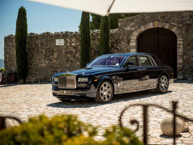 Rolls Royce Phantom 2013 wallpaper