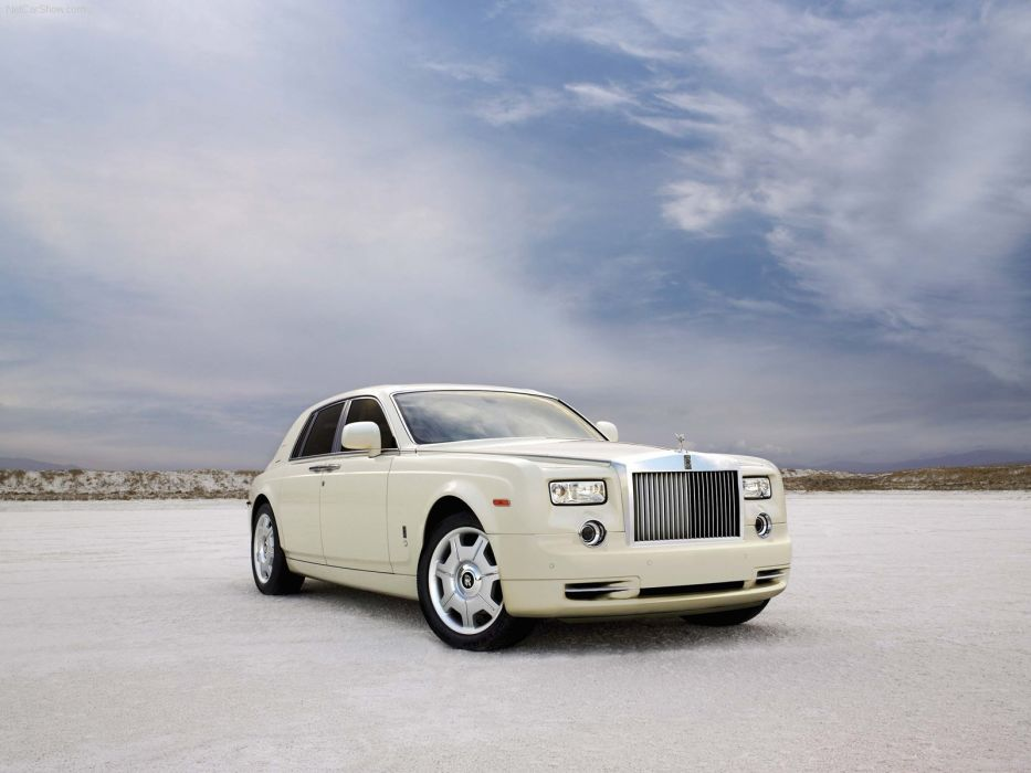 Rolls Royce Phantom 2009 wallpaper