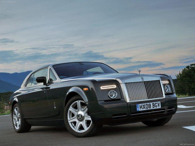Rolls Royce Phantom Coupe 2009 wallpaper