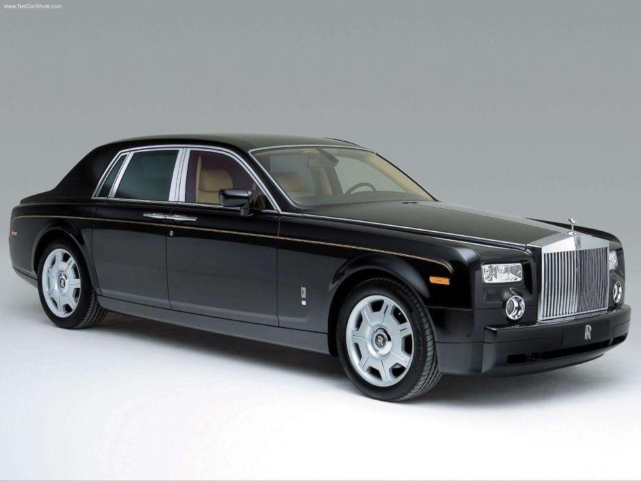 Rolls Royce Phantom GCC Limited Edition 2005 wallpaper