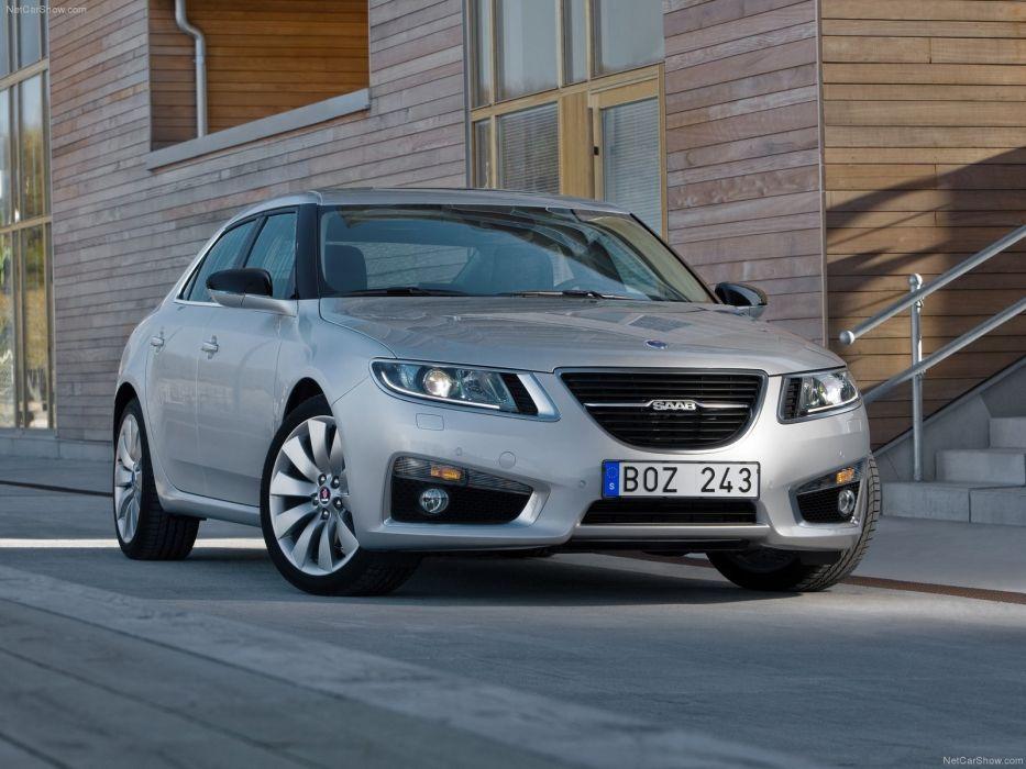 Saab 9-5 Sedan 2010 wallpaper
