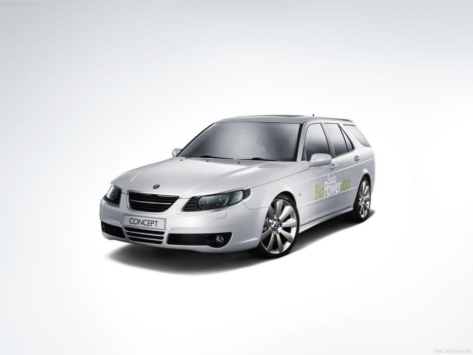 Saab BioPower 100 Concept 2007 wallpaper
