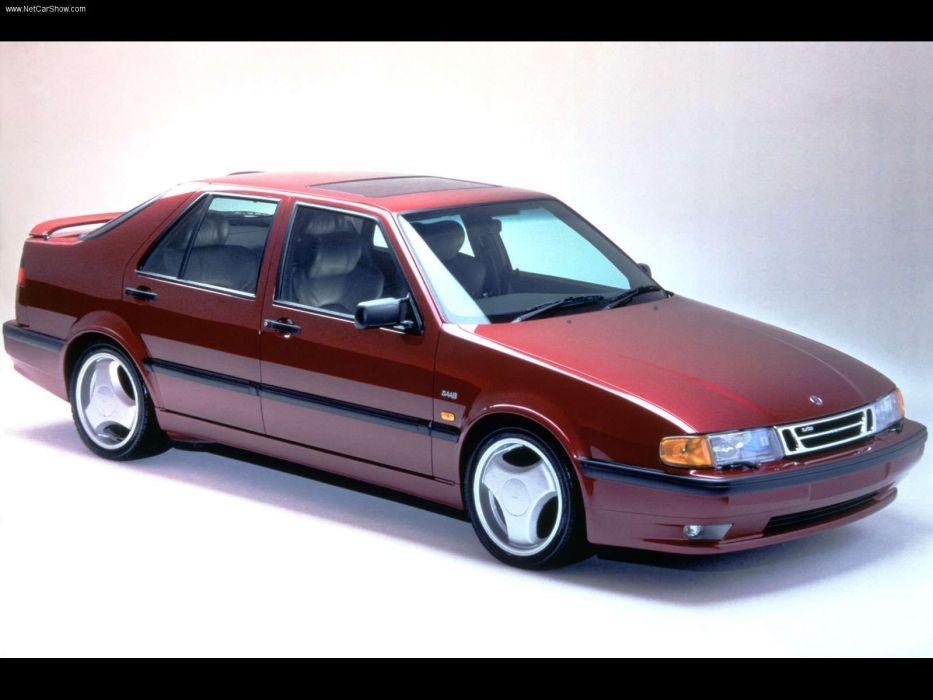 Saab 9000 1992 wallpaper