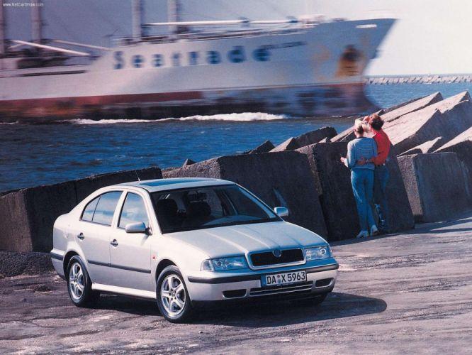 Skoda Octavia SLX 1998 wallpaper