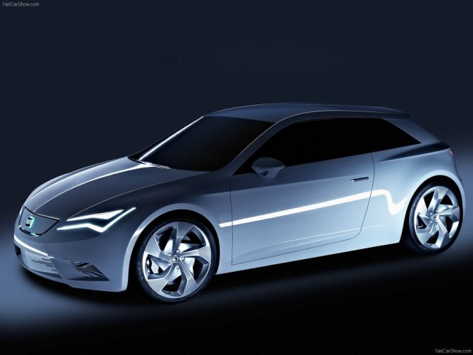 Seat IBE Concept 2010 wallpaper