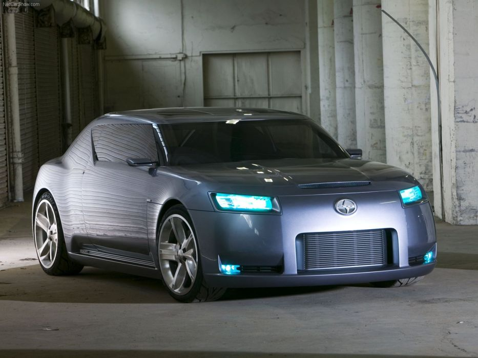 Scion FUSE Concept 2006 wallpaper