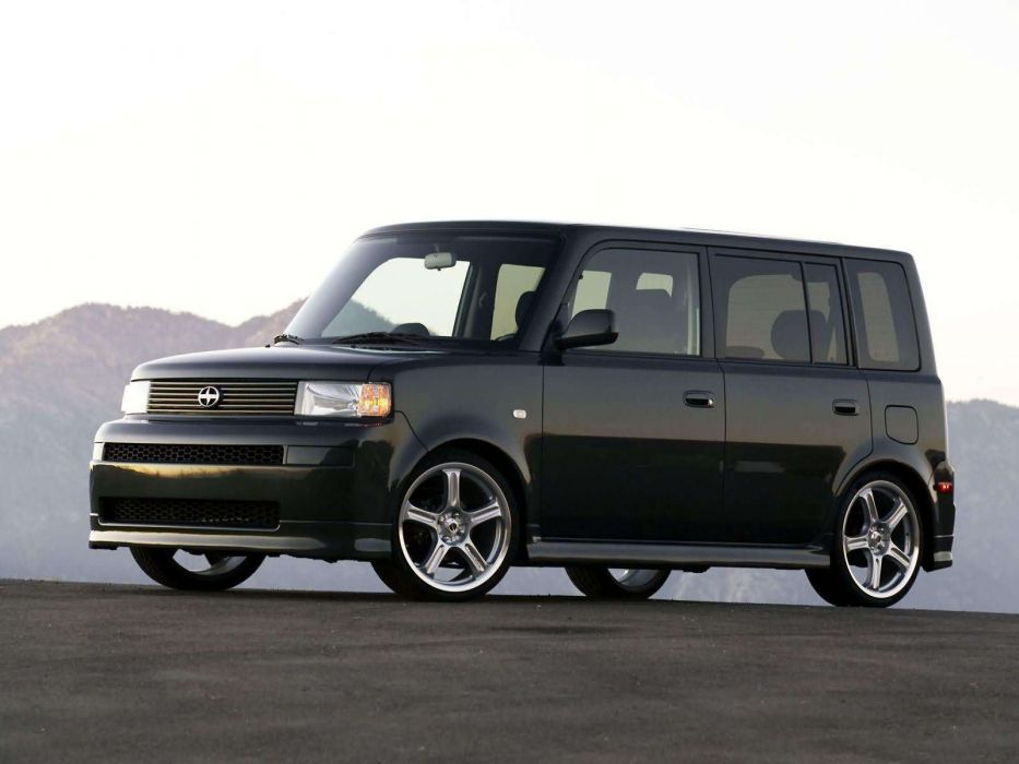 Scion TRDEquipped xB 2005 wallpaper