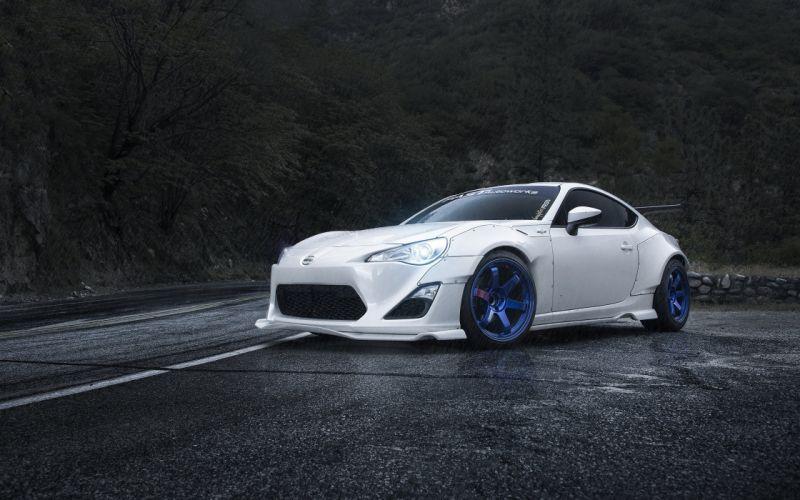 scion fs-r subaru brz car tuning toyota gt86 cars wallpaper