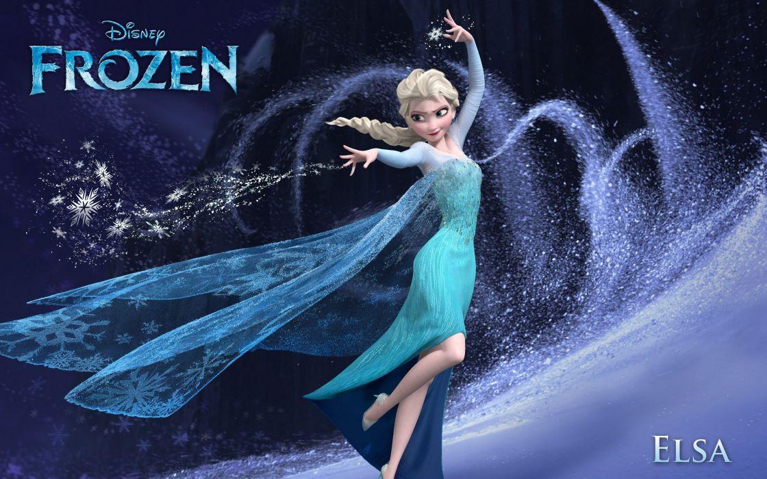 Elsa - Frozen wallpaper