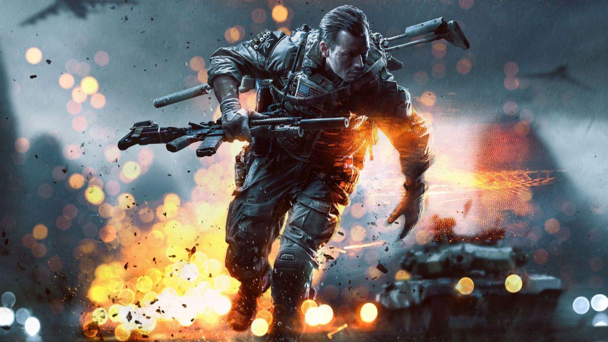 Battlefield-4 - China-Rising wallpaper