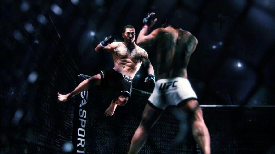 UFC mma fighting martial arts mixed (6) wallpaper
