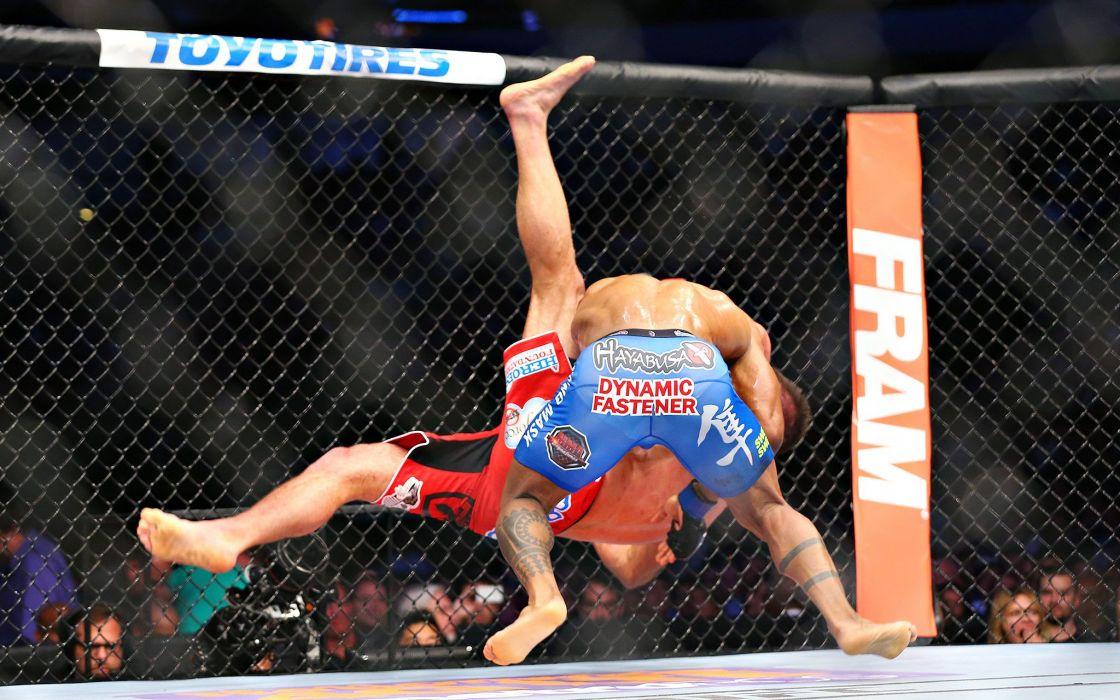 UFC mma fighting martial arts mixed (40) wallpaper