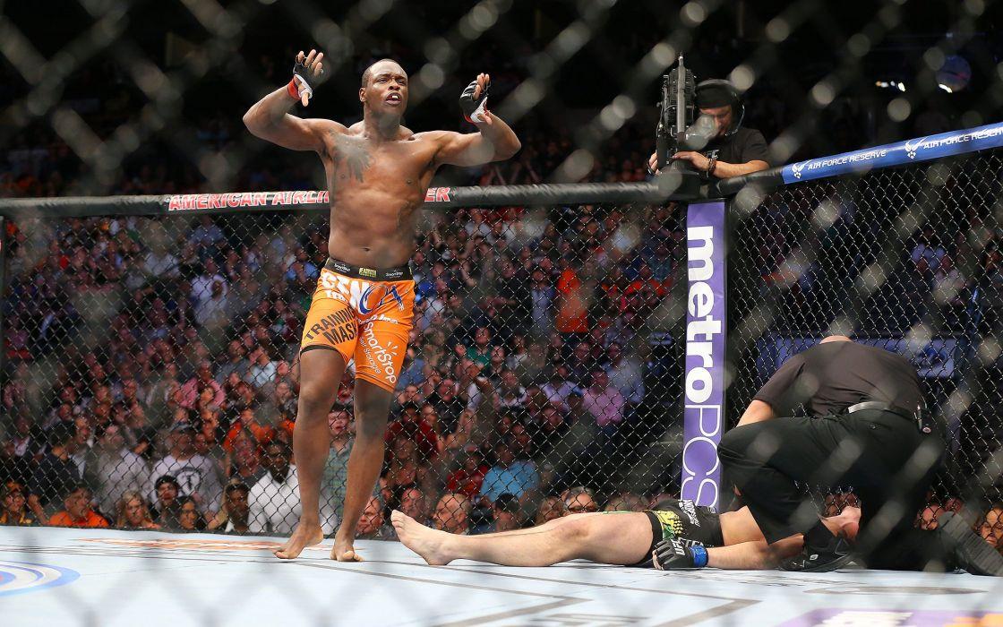 UFC mma fighting martial arts mixed (39) wallpaper