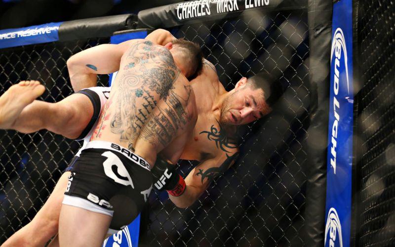 UFC mma fighting martial arts mixed (33) wallpaper