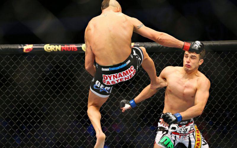 UFC mma fighting martial arts mixed (49) wallpaper