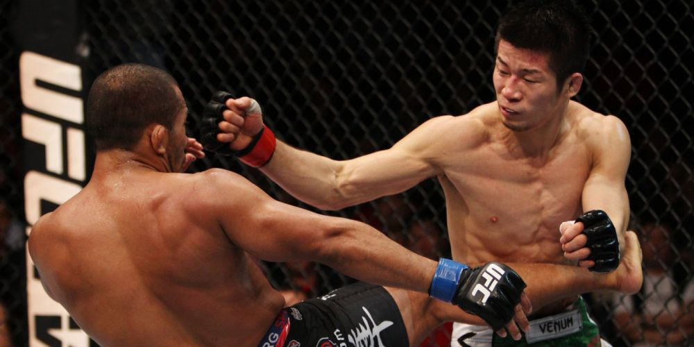 UFC mma fighting martial arts mixed (53) wallpaper