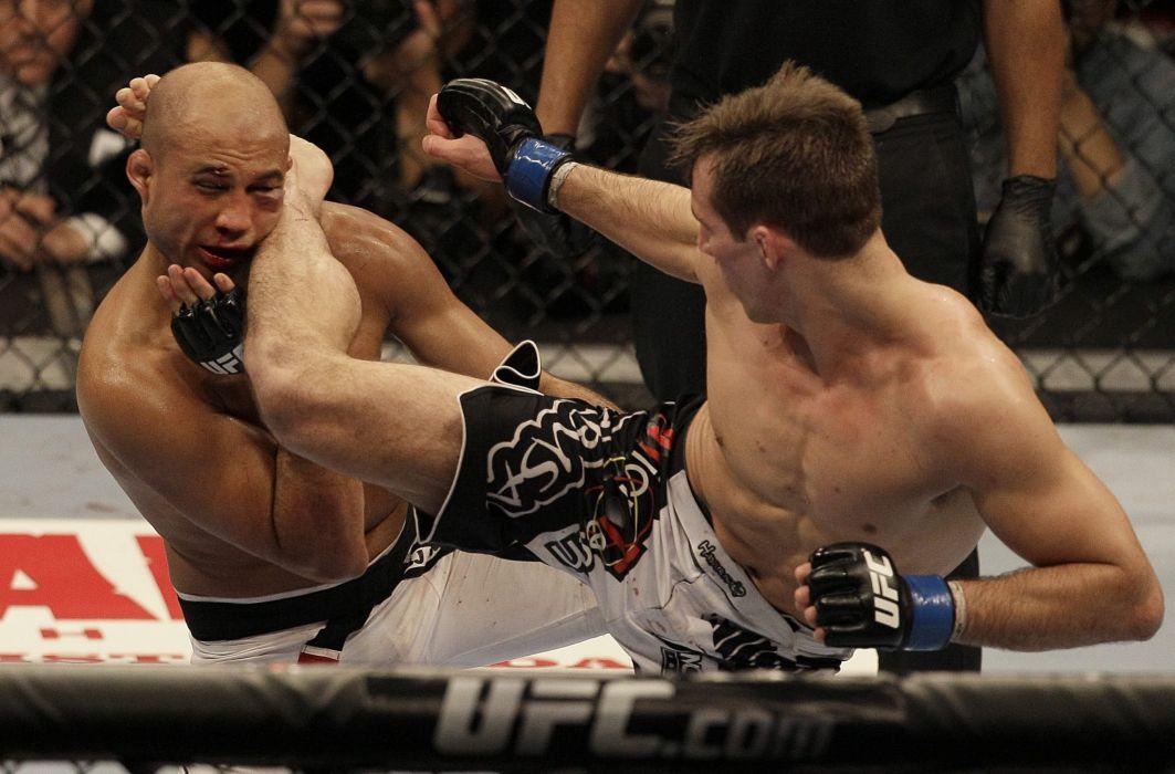 UFC mma mixed martial arts fighting (7) wallpaper