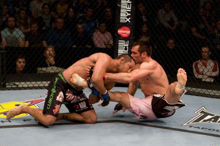 UFC mma mixed martial arts fighting (15) wallpaper