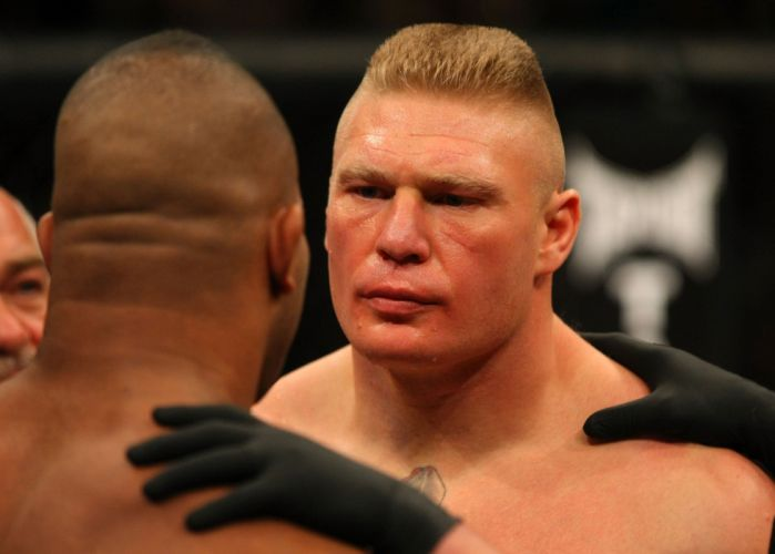 UFC brock lesner mma martial fighting (1) wallpaper