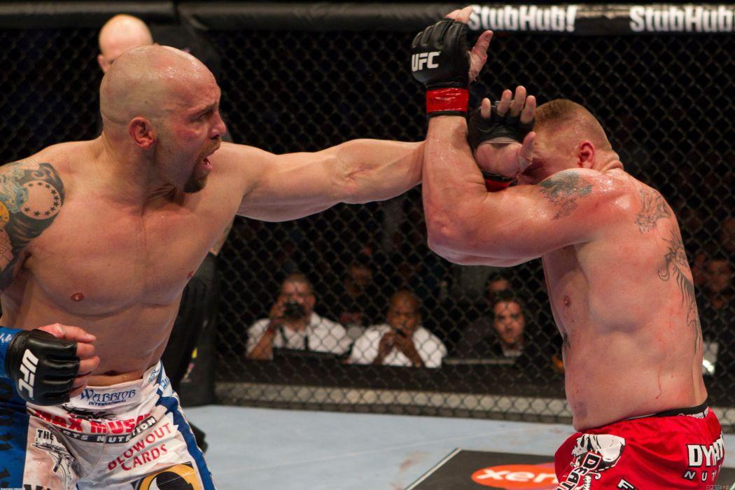 UFC brock lesner mma martial fighting (4) wallpaper