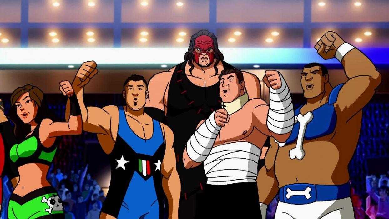 WWE wrestling fighting  4y wallpaper
