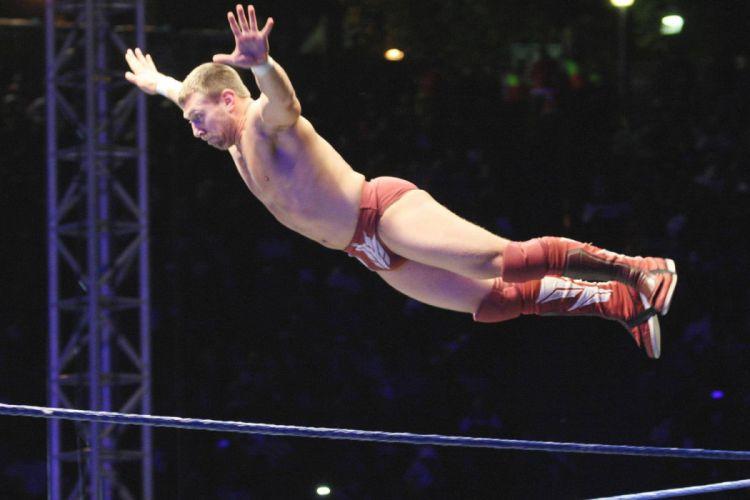 WWE wrestling fighting hs wallpaper