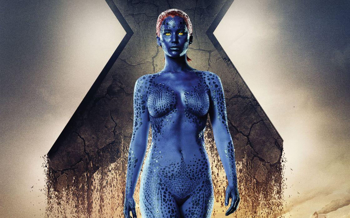 Mystique - X-Men: Days-of-Future-Past wallpaper