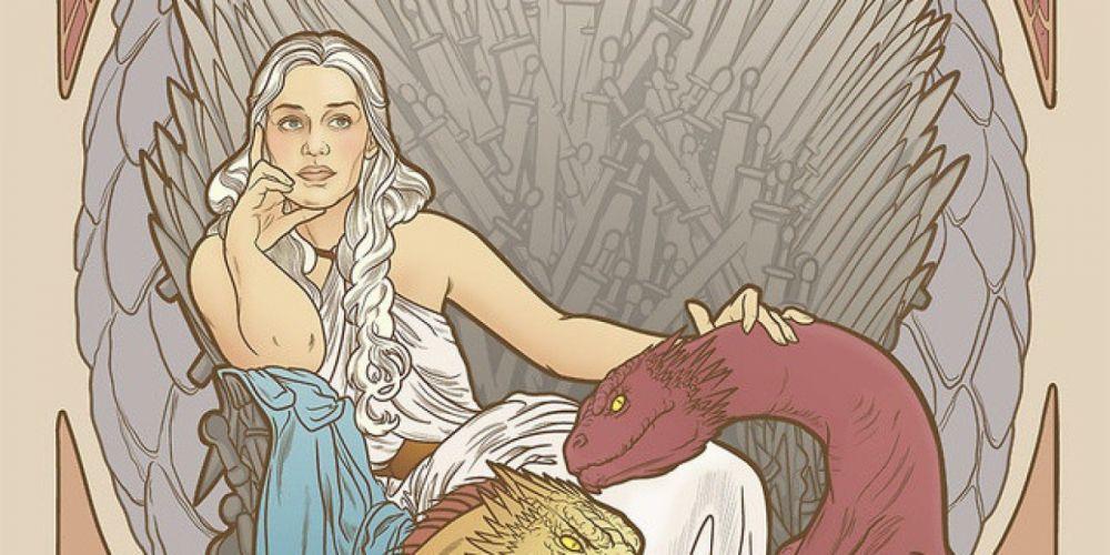GAME OF THRONES adventure drama fantasy hbo series (72) wallpaper