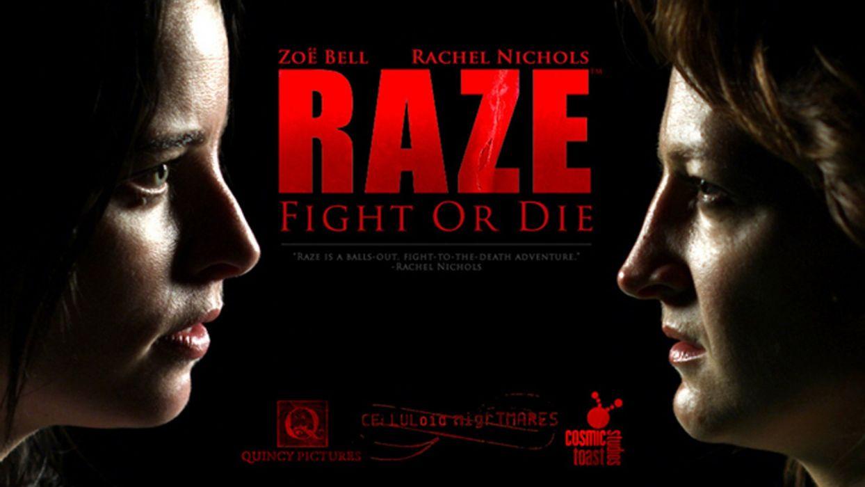 RAZE Horror Action Dark Film 1 Wallpaper