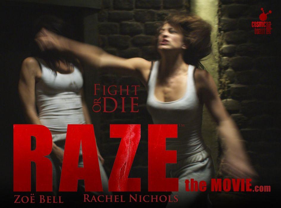 RAZE horror action dark film (16) wallpaper
