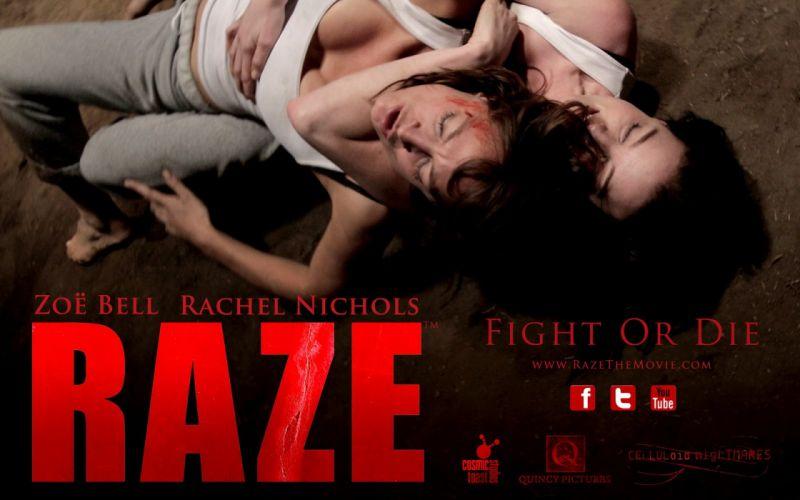 RAZE horror action dark film (18) wallpaper