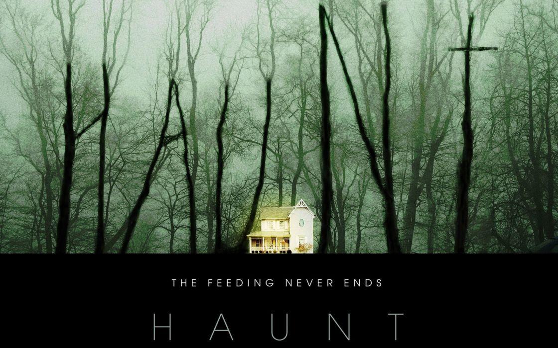 HAUNT horror mystery dark film (7) wallpaper