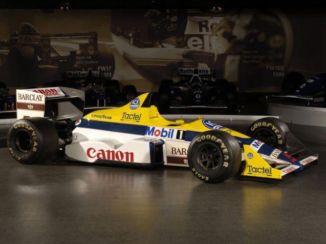 1988 Formula1 Williams FW12 Race Car Racing 4000x3000 wallpaper